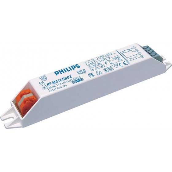 Droser HF-M BLUE 114 LH TL/PL-S/PL-C 230-240V