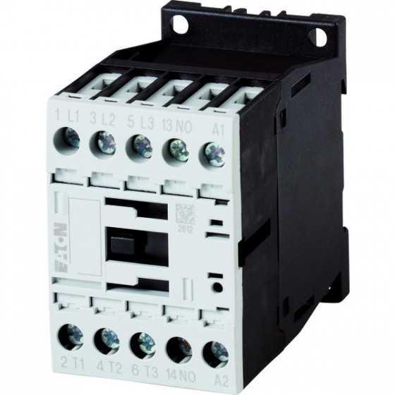 Contactor de putere DILM12-10 (24VDC) Contactor 5.5KW